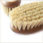 獣毛ブラシ 天然素材で作られた豚毛のソフトタイプ